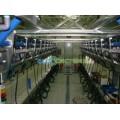 Доильный зал «Параллель» конструкция и элементы системы