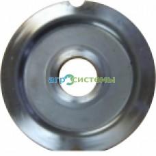 Тарелка НМУ 04.002 металлическая