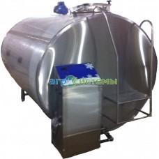Танк охладитель молока (закрытого типа) 2500л