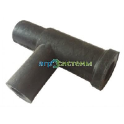 Патрубок резиновый ДПР 31.004 трехконцевой