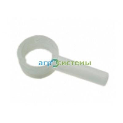Кольцо в ручку крана АДС 11.000.004(для крепления молочного шланга)