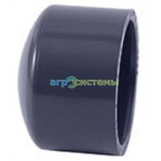Заглушка клеевая ПВХ 110mm