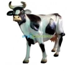 Макет коровы 1,55х2,15х0,6м 28,5 кг пластик